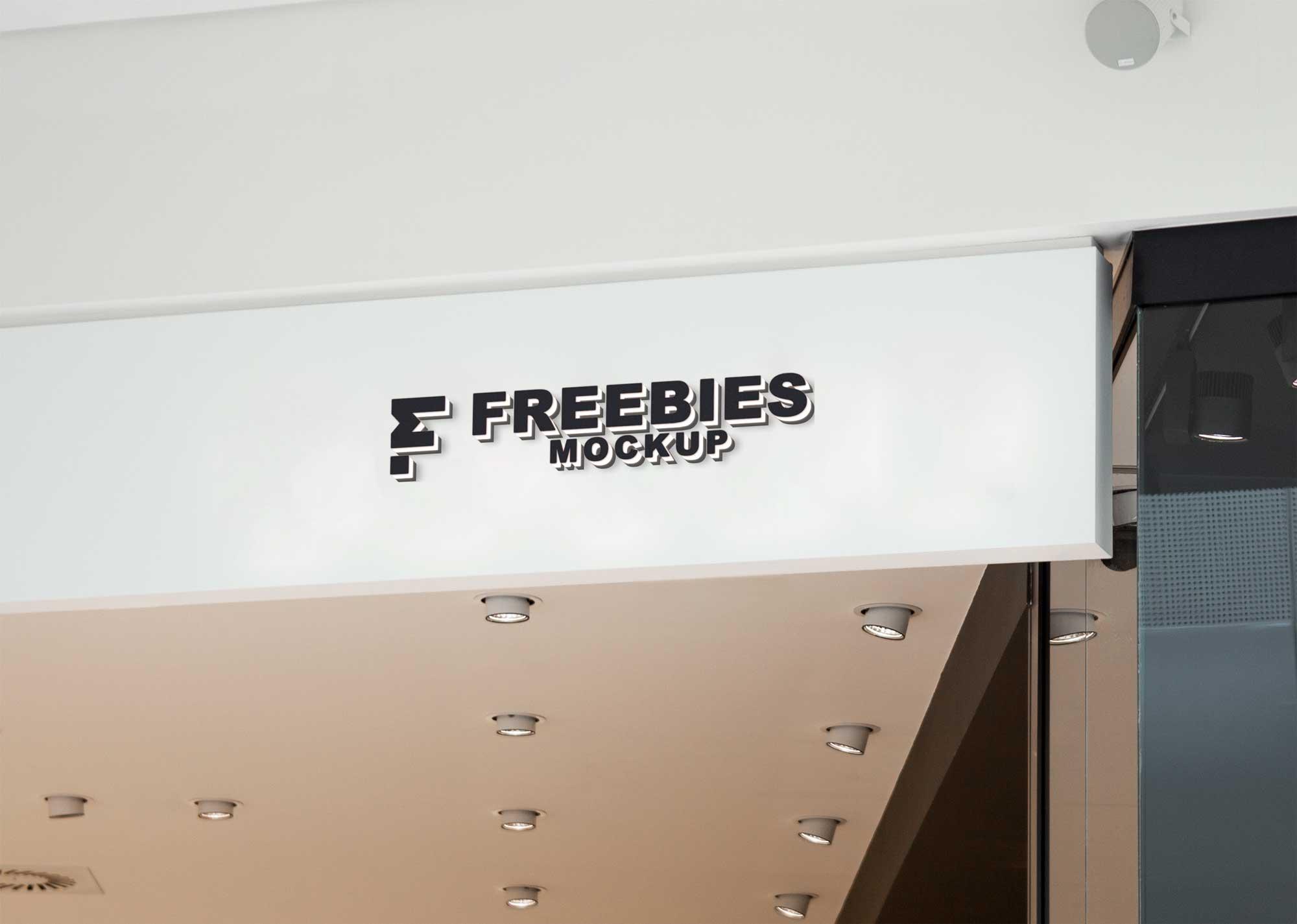 Freebies Office Mockup