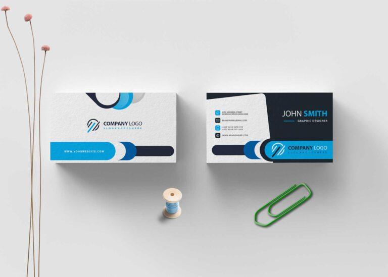 Business Card Mockup PSD Templates