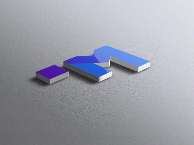Free Cleanest Logo Mockup