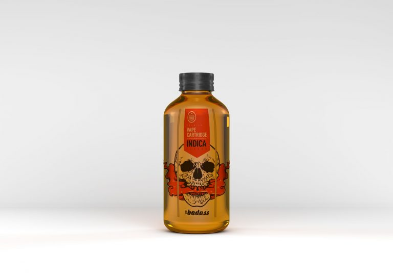 New Medical Bottle Mockup