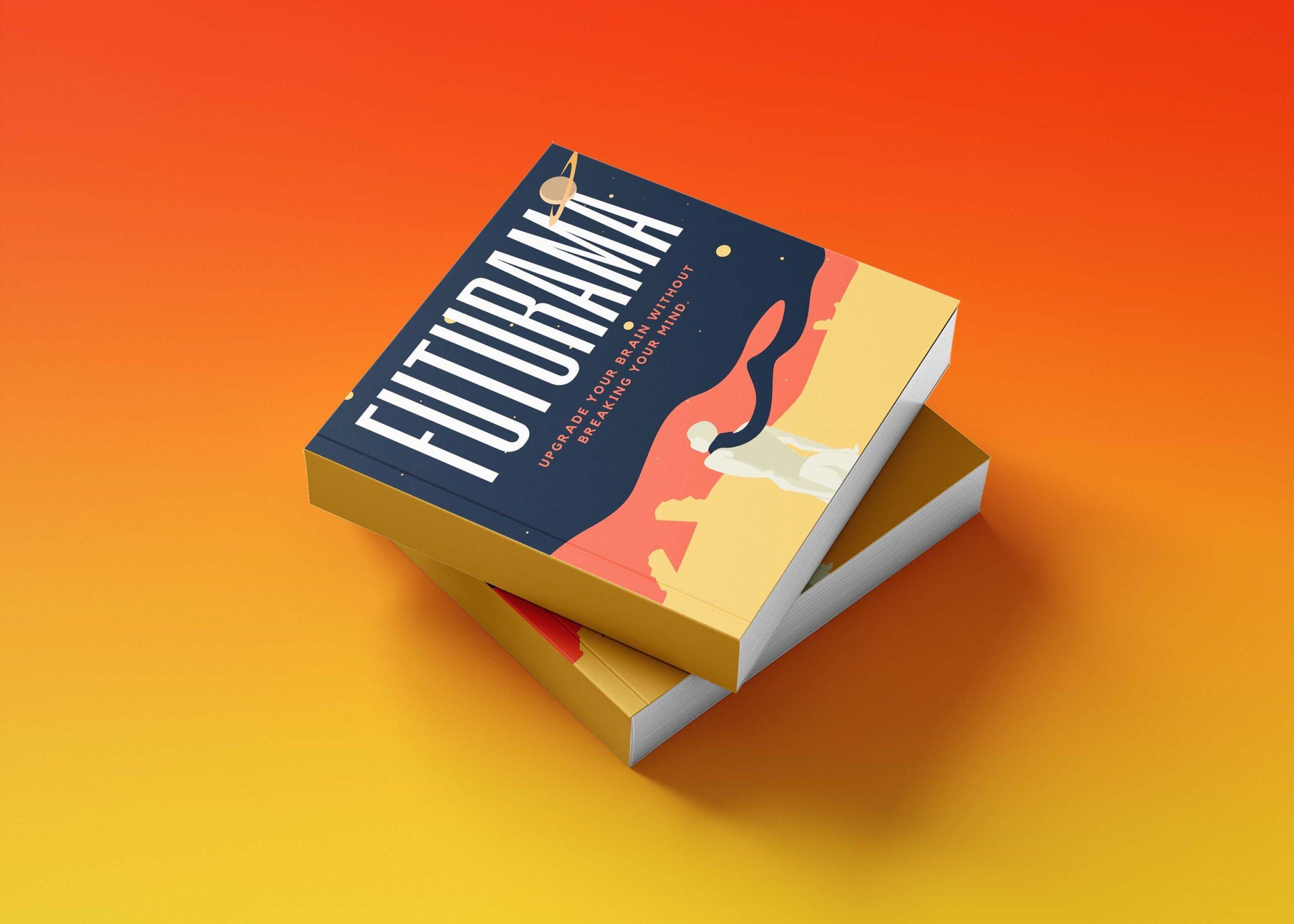 Freebies Prime Book Cover Mockup