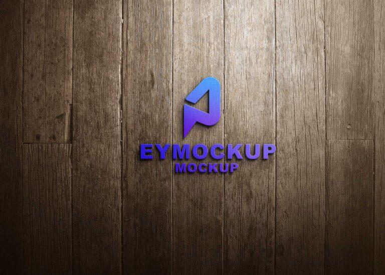 Freebies imple Logo Mockup