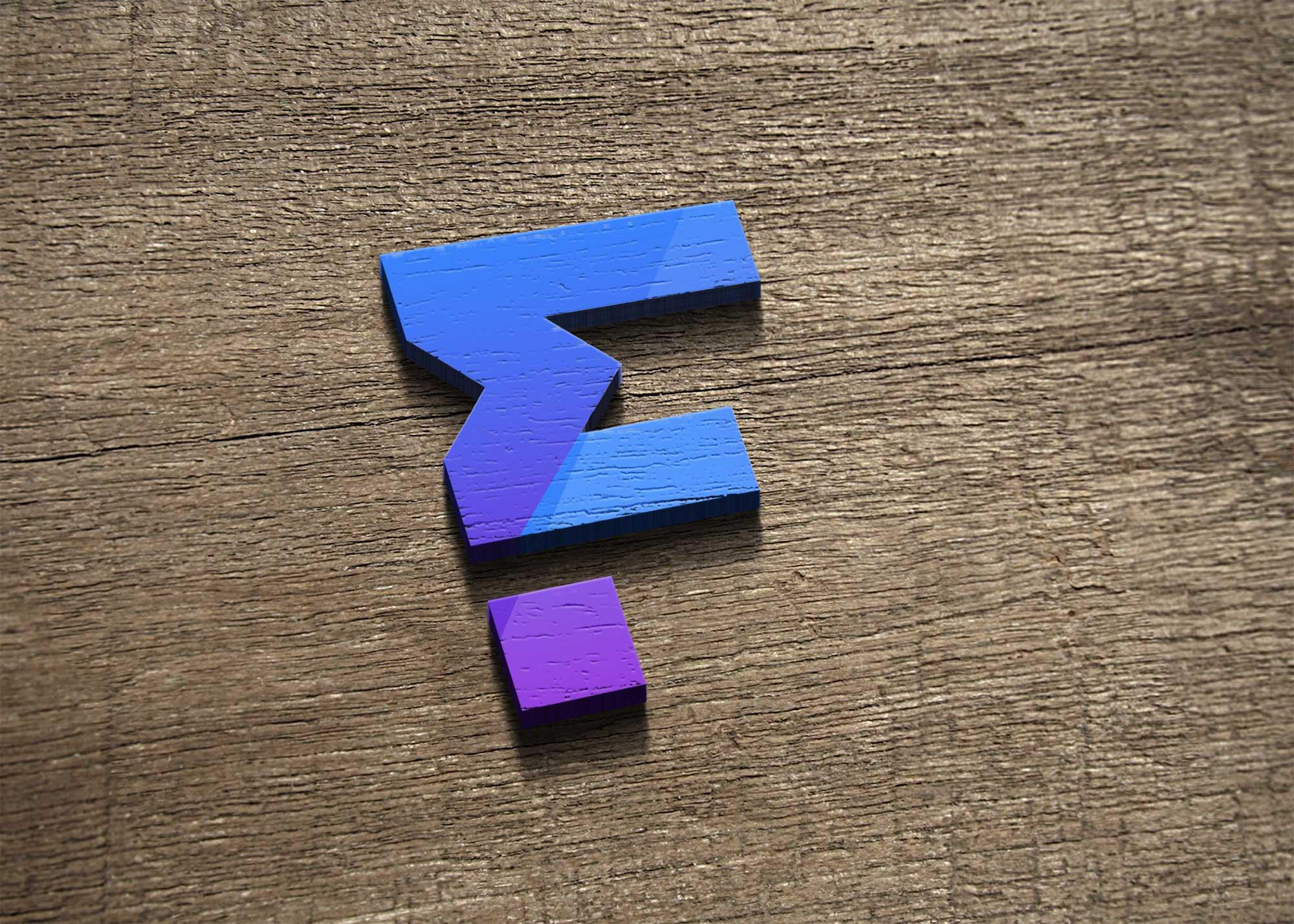 Pre 3D Logo Mockup