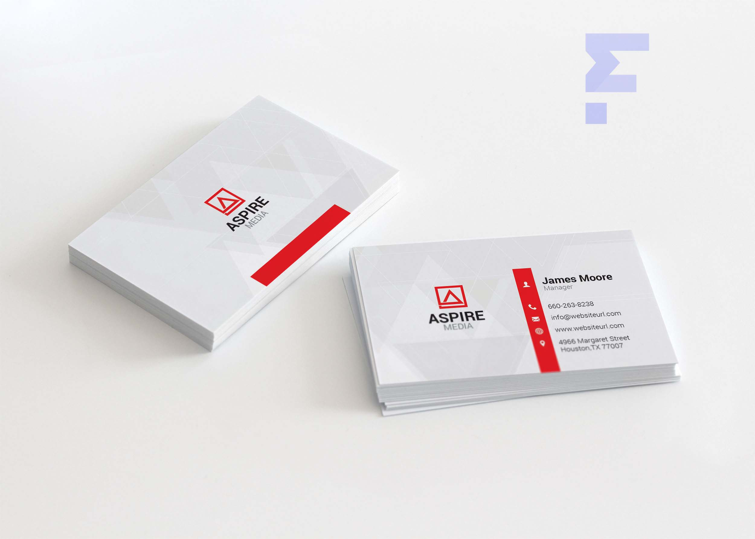 Best Business Card Design Idea Download