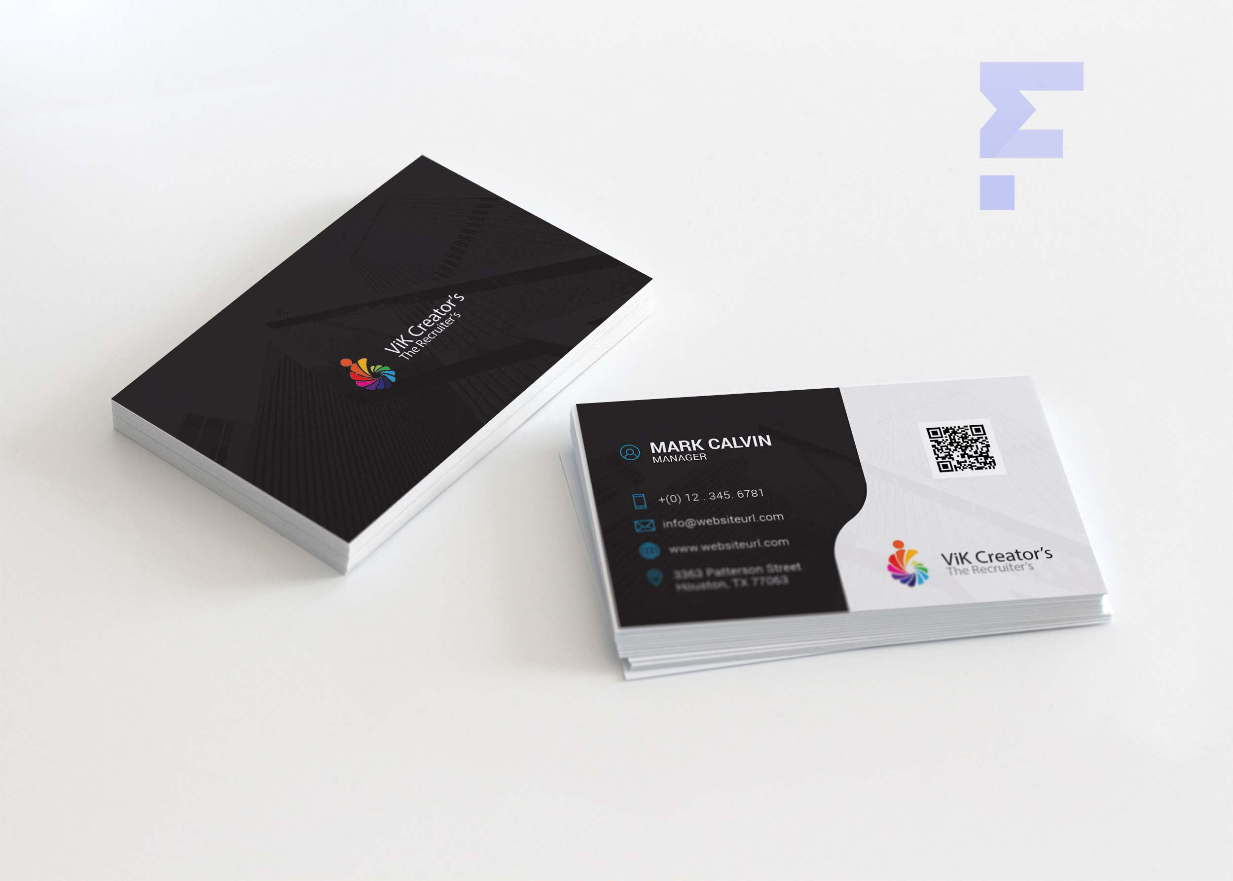 Free Pro-Business Card Design Download