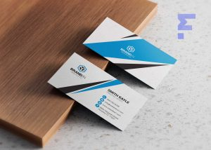 Free Simple Business Card Design Download