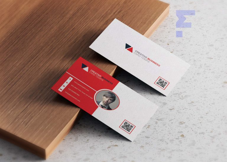 Free Unique Business Card Design Download