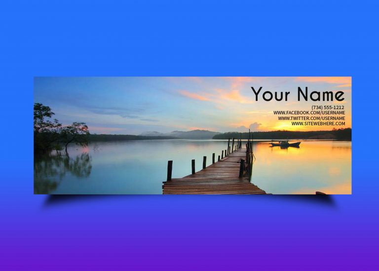 Free Beautiful Fb Banner For Nature