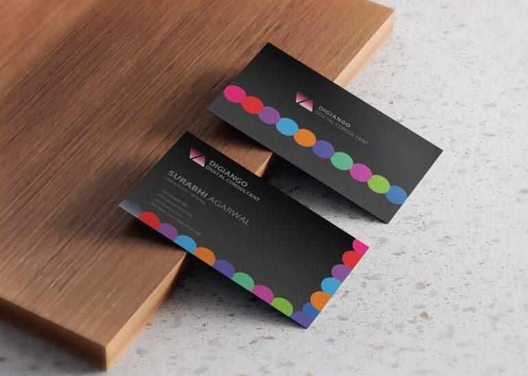 Free Beautiful Visiting Business Card design
