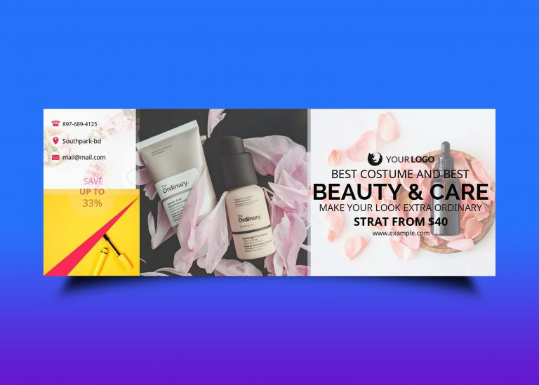 Free Beauty Products fb cover