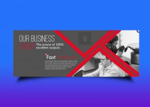 Free Business Fb Cover With Photo