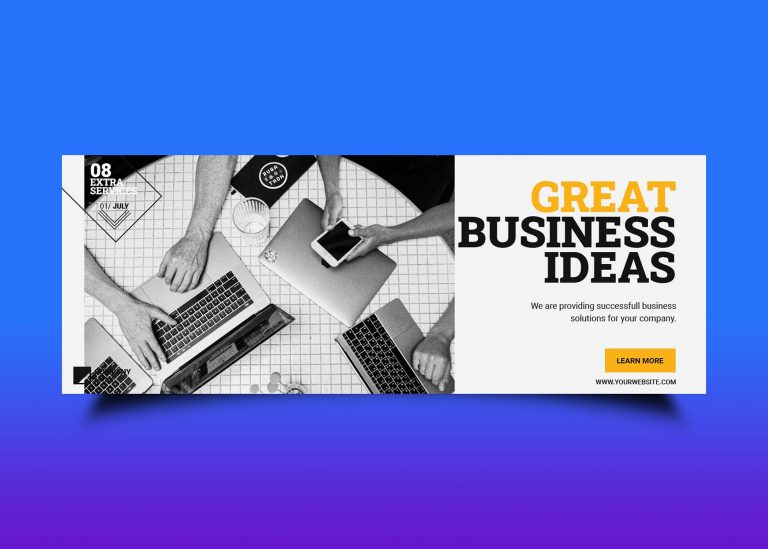 Free Business Idea fb cover