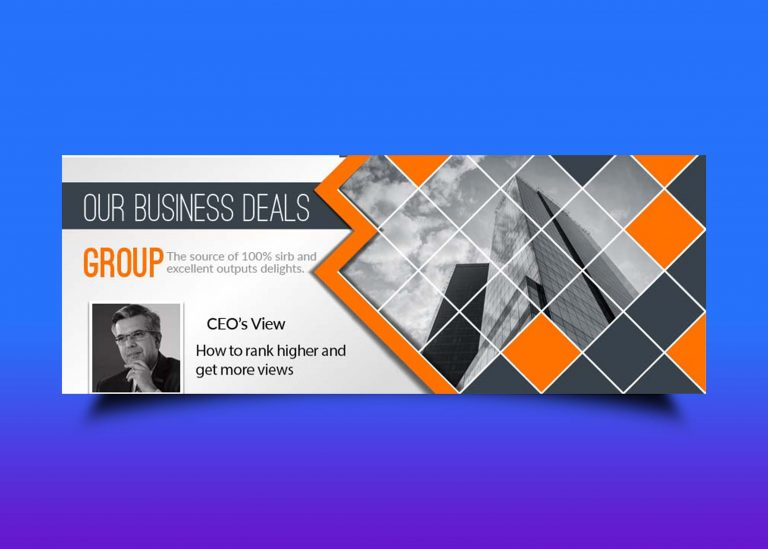 Free Business Marketing Facebook Cover Template