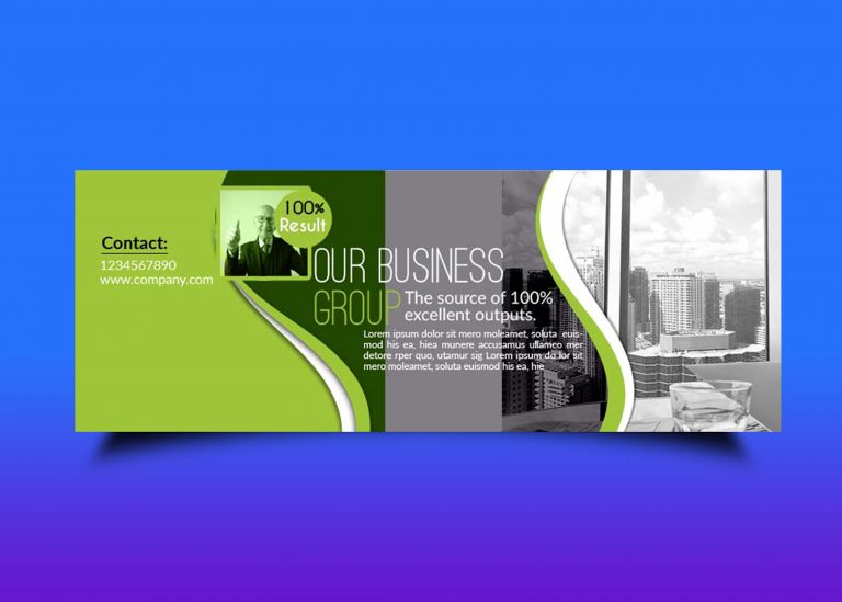 Free Business Promotion Fb Cover
