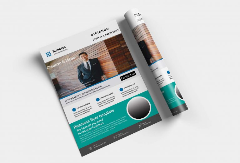 Free Business Template Poster Design