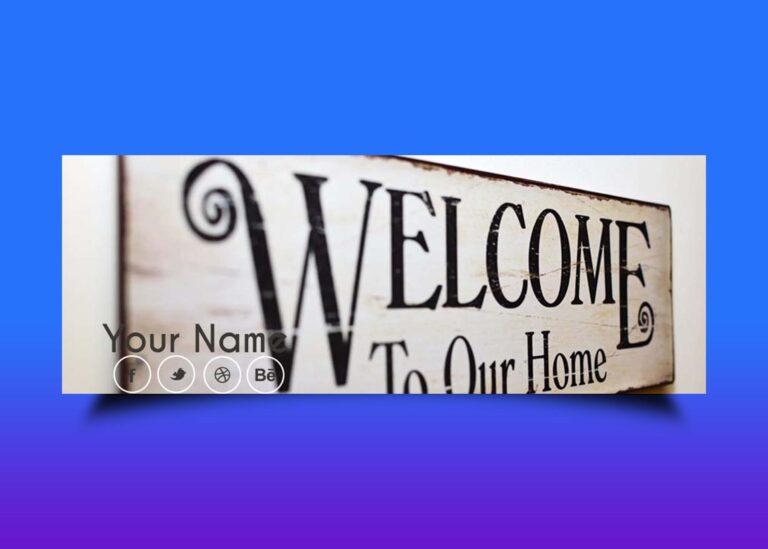 Free Home Decor Facebook Cover