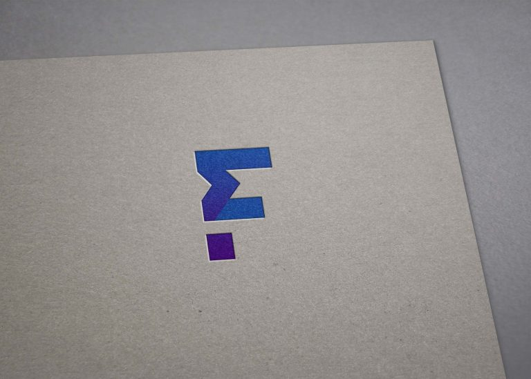 Free Lettermarks Logo Mockup