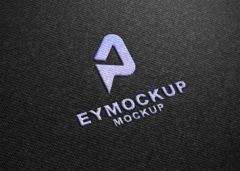Free Mentor Logo Mockup