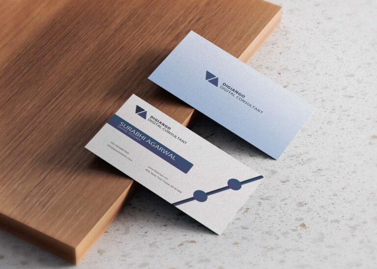 Free Minimal Modern Business Cards
