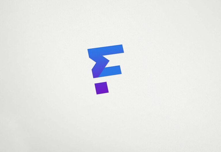 Free Plain No Texture Logo Mockup