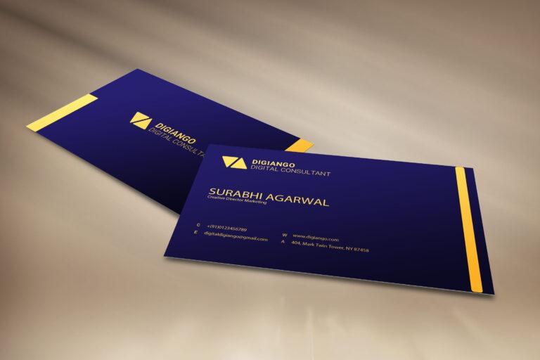 Free Prime Business Card Design