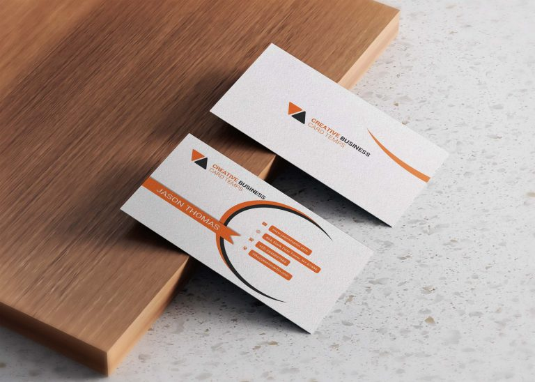 Free Professional Business Card Designs