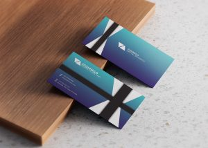 Free Template Business Card Design