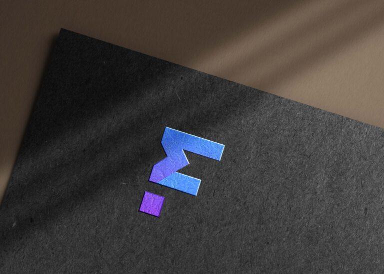 Free Viral New Logo Mockup