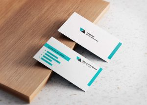 Free Visiting Business Card Design