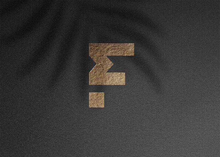 Free Wooden 3D Logo Mockup