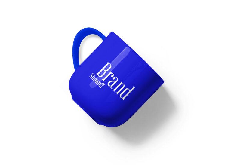 Brand Show Off Mug Mockup