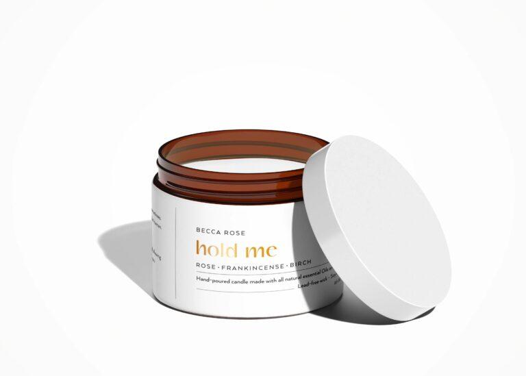 Free Cosmetic Butter Cream Jar Mockup
