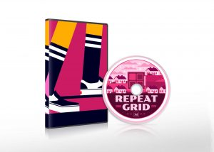 Free Pink Music CD Cover Mockup