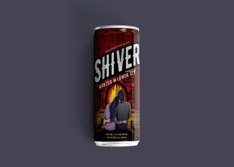 Shiver Soda Can Mockup