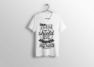Lets Up MY Head T-shirt Design